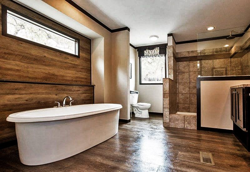 Washington Par28563b 3 Bed 2 Bath Double Wide For Sale Remodeling Mobile Homes Mobile Home Bathrooms Manufactured Home Remodel Bedroom bath double wide mobile