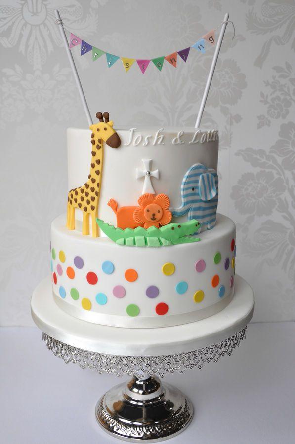 Christening Cake - For all your cake decorating supplies ...