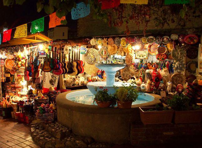 The Los Angeles Plaza Historic District also referred to as El Pueblo de Los Angeles