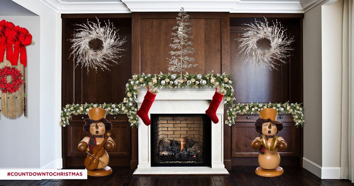 I just entered @HallmarkChannel\'s Holiday Home Decoration ...