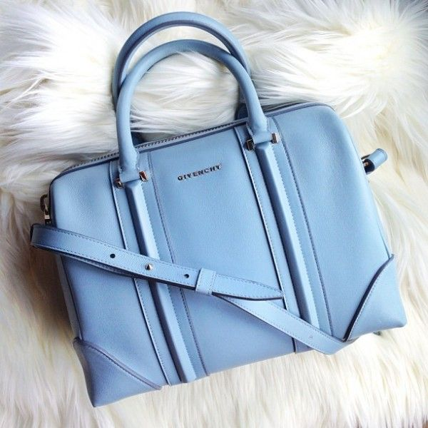 #Givenchy Baby Blue. #bag