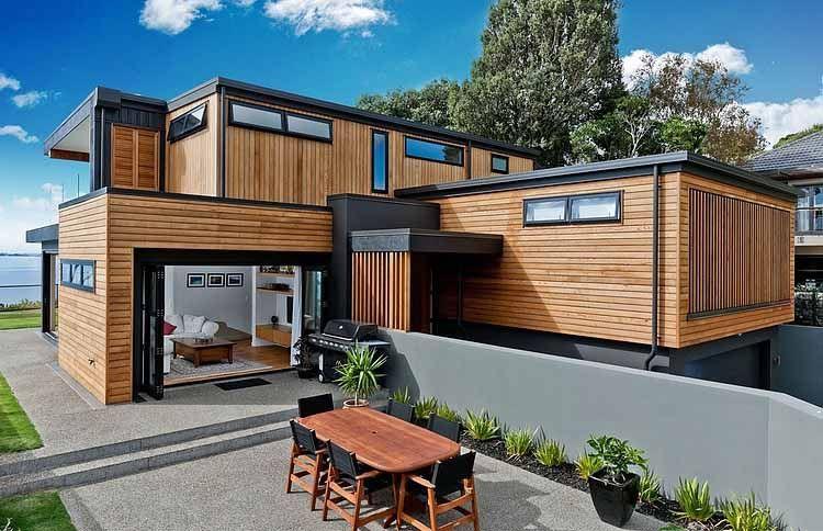 Desain Rumah Kayu Minimalis Klasik Dan Sederhana Membangun Rumah Dapat Dibangun Dengan Bahan Material Apa