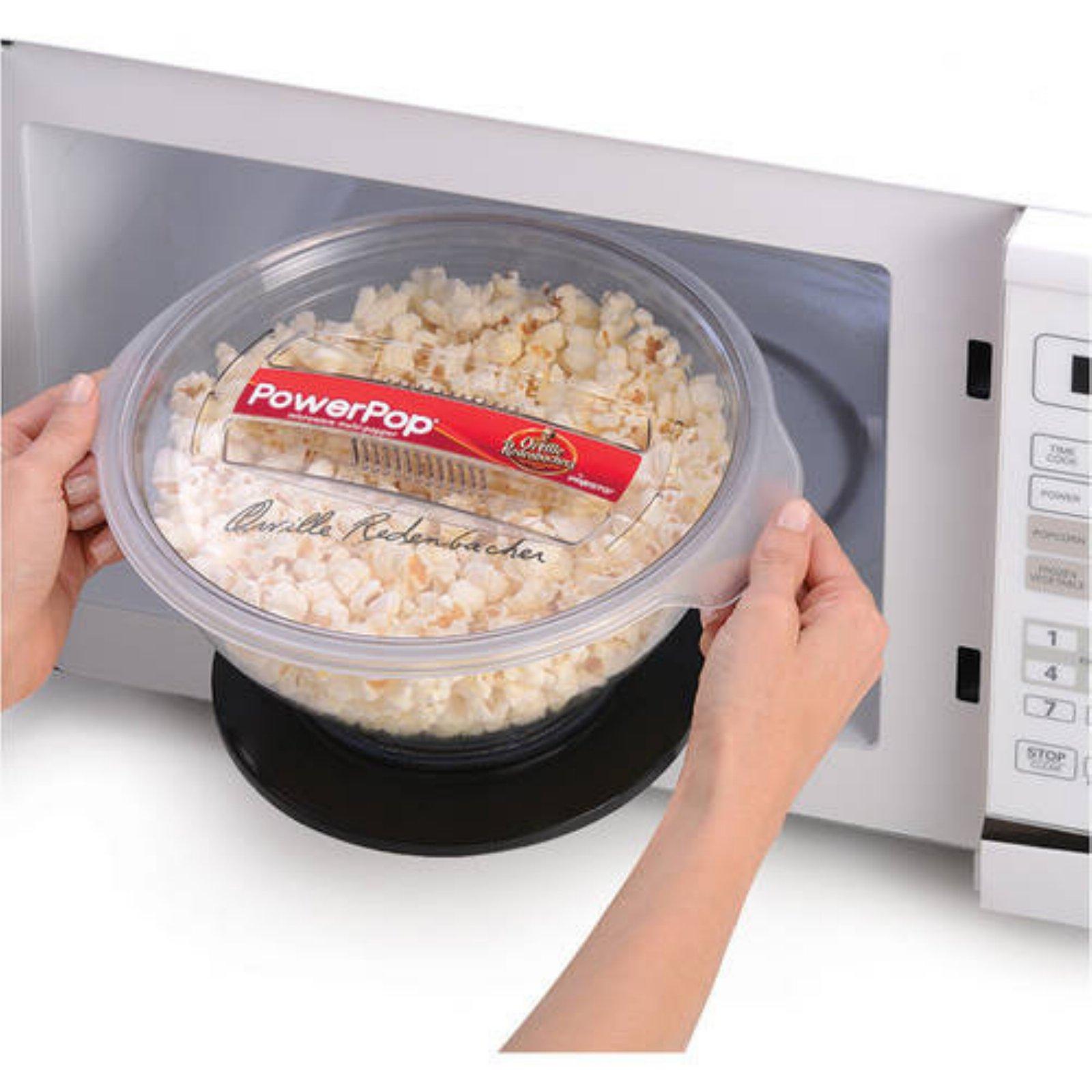 Presto Pop Microwave Popcorn