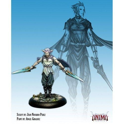 Anima Tactics - Samael: Male Samael Agent