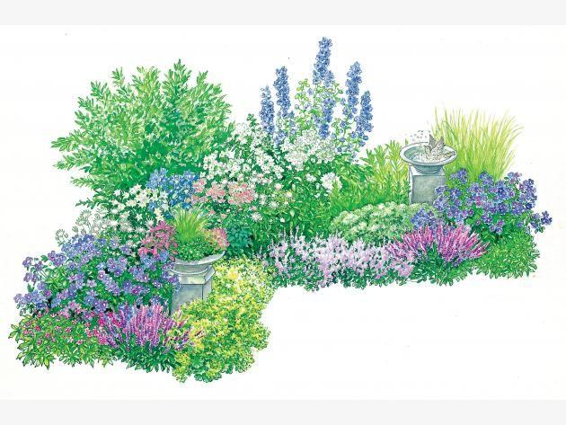 blumenbeet – tipps, tricks und gestaltungsideen   blumenbeete, Garten ideen