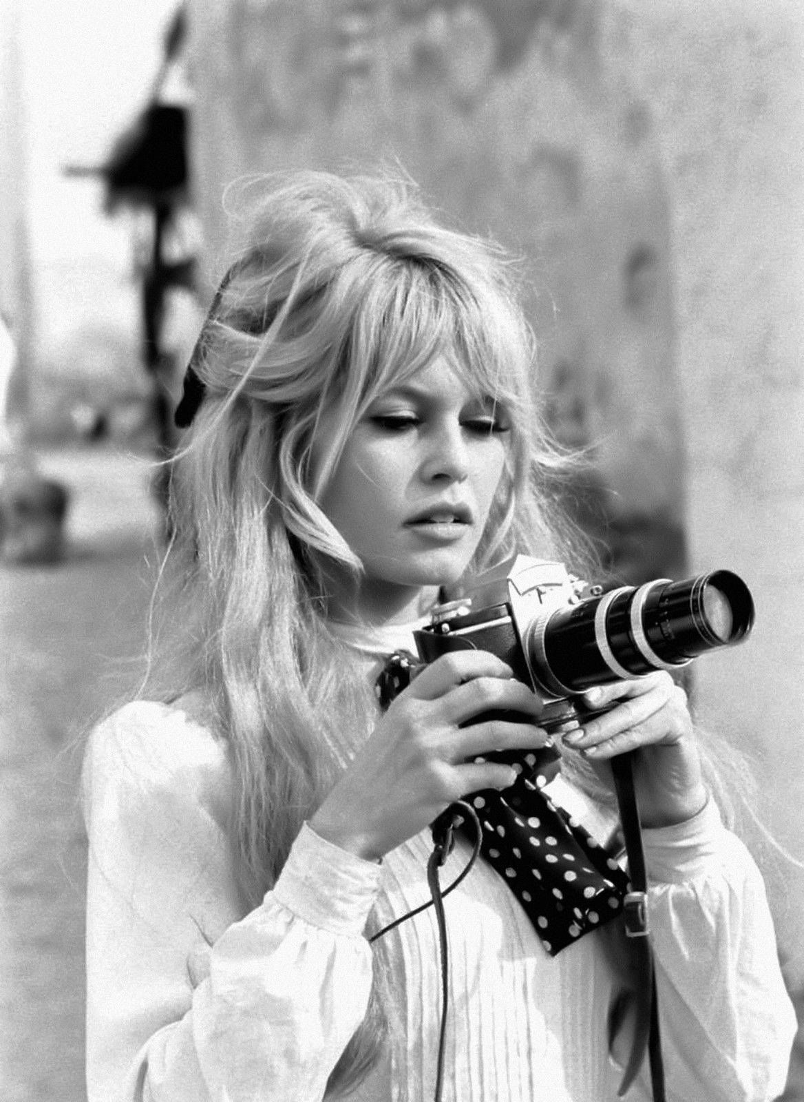 Bridget Bardot Cameras And Lenses Pinterest