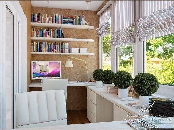 Ideas para decorar tu galeria o porche cerrado hola chicas - Decorar porche pequeno ...