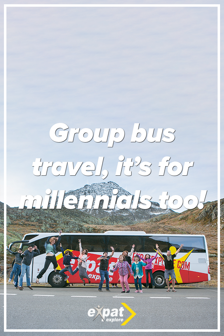 Group coach travel, it's for millennials too | Travel Inspo | Coach