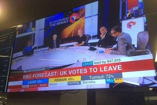 BBC 방송 캡쳐