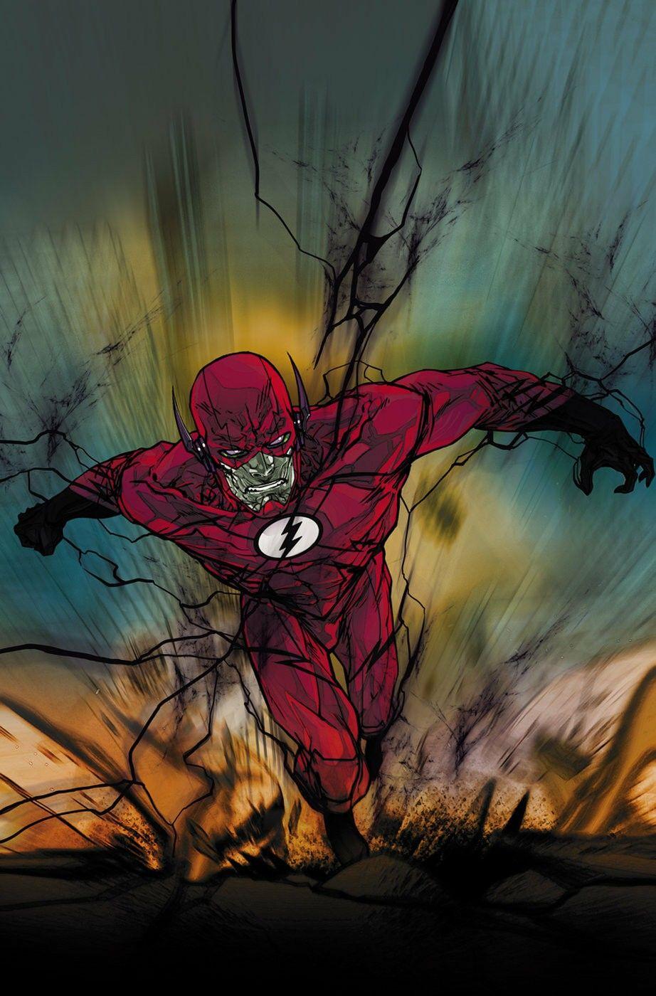 Pin by Roberto Jaketziel on DC Heroes Flash comics