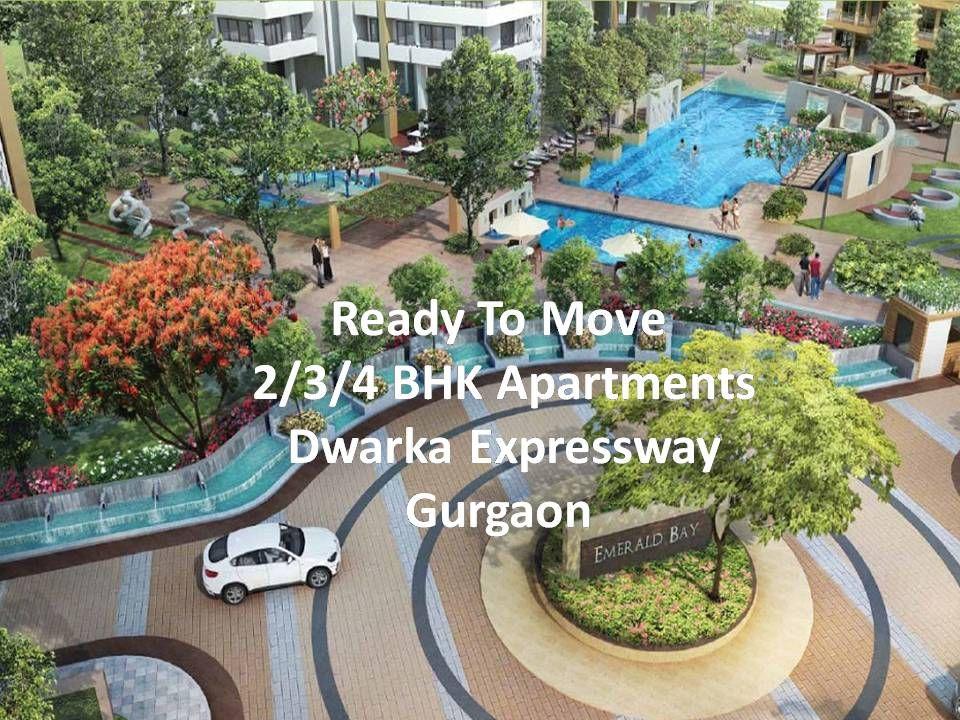 Puri Emerald Bay Sector 104 Gurgaon Ready To Move 2/3/4