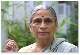 Ela Bhatt, the gentle revolutionary; a pioneer in womens empowerment and grassroots development, founder of the more than 1 million-strong Self-Employed Womens Association in India. the-elders