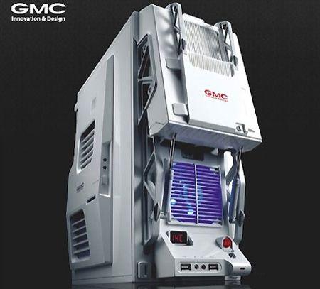 Gmc Bulldozer R4 Computer Case