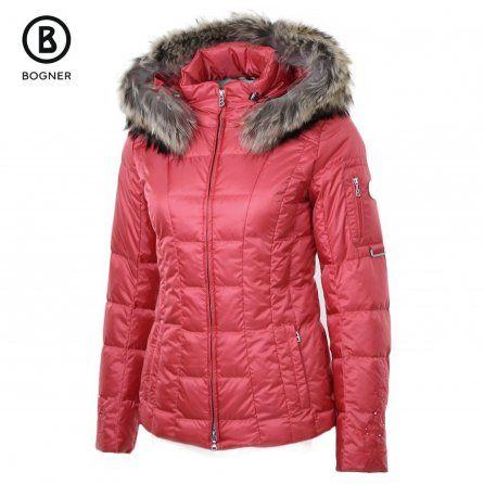 Bogner Nicky-D Down Ski Jacket (Women s) - Red  0382d9aea