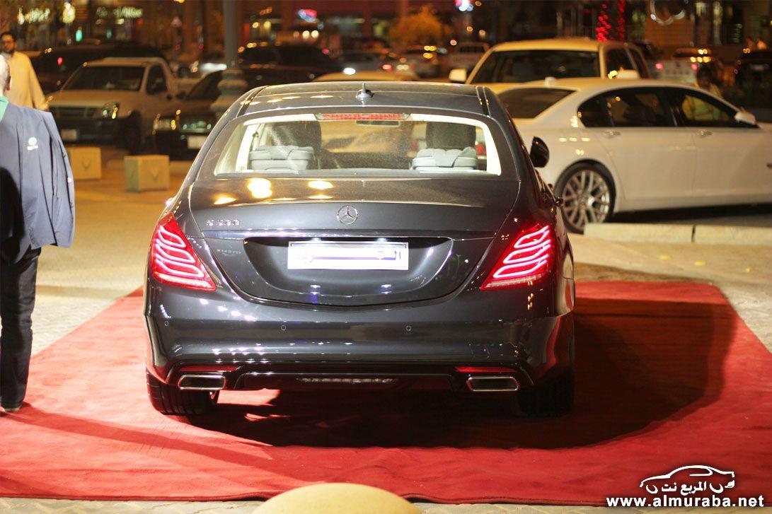 سياره مرسيدس اس كلاس احدث صور للسياره مرسيدس اس كلاس 2014 Car Cars Vehicles