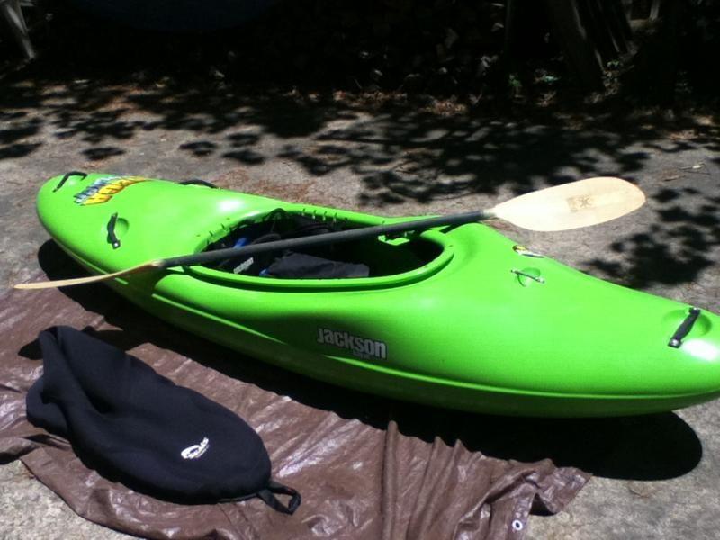 Jackson Mega Rocker « Kayak Trader | Kayaks | Kayaking