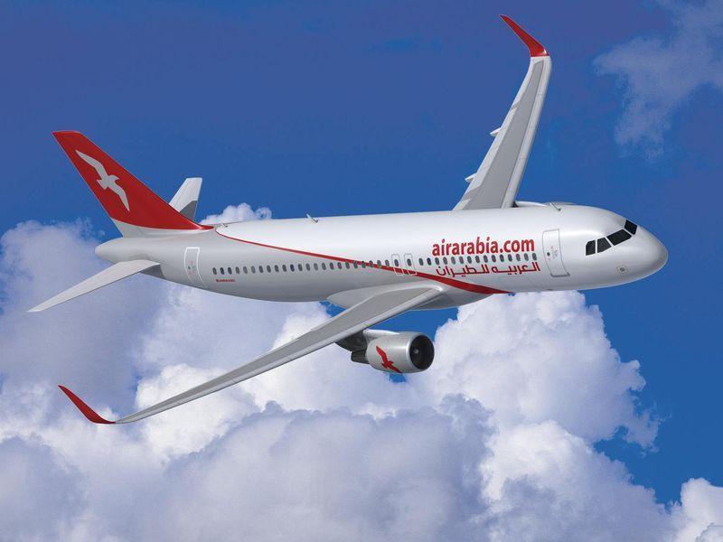 العربية للطيران تطلق رحلات بين الشارقة وفيينا Air Arabia Arabia Airlines Aviation News