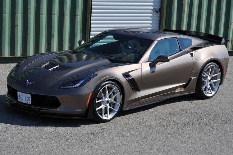 Chevrolet Corvette Z06 Gets Luxury Makeover And 730 Hp Carbuzz Chevrolet Corvette Corvette Corvette Zr1