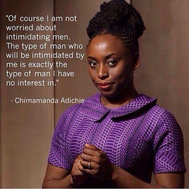 love you Adichie