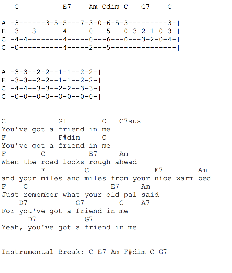 From The Movie Toy Story This Song Was Written By Randy Newman And