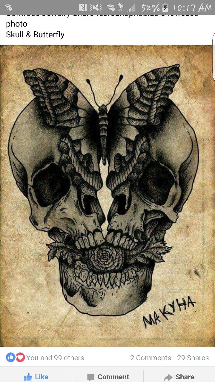 Pin by kindra elich on for the love of darkness skull