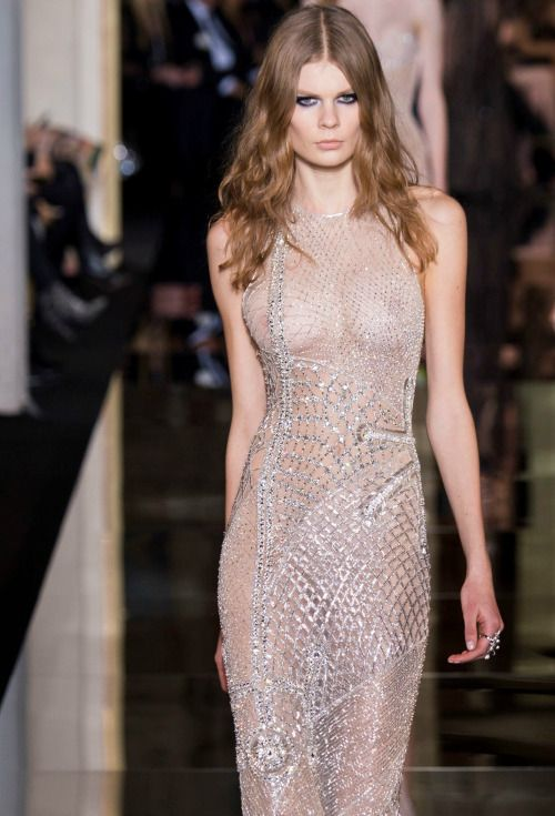 Atelier Versace s/s 2015