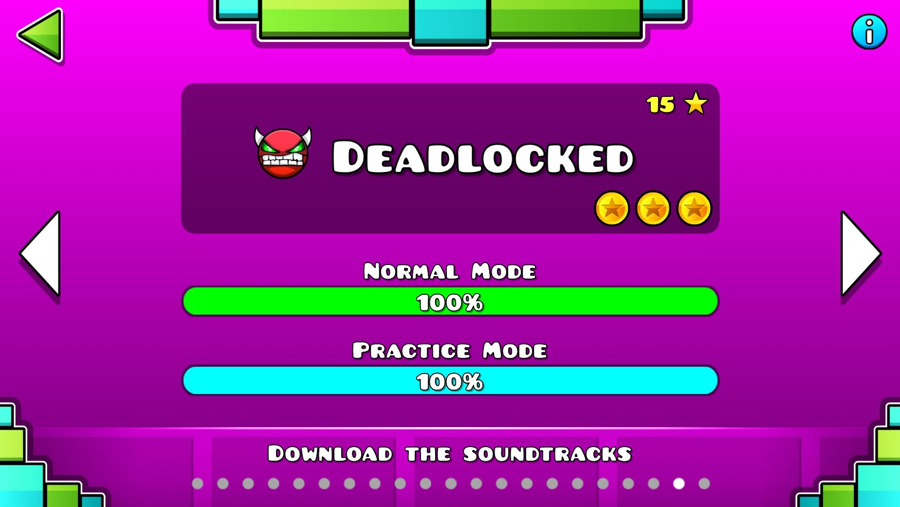 geometry dash full version free online game