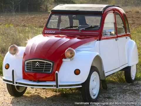 2cv Niotis Dolly Citroen 2cv Renault 4 Citroen