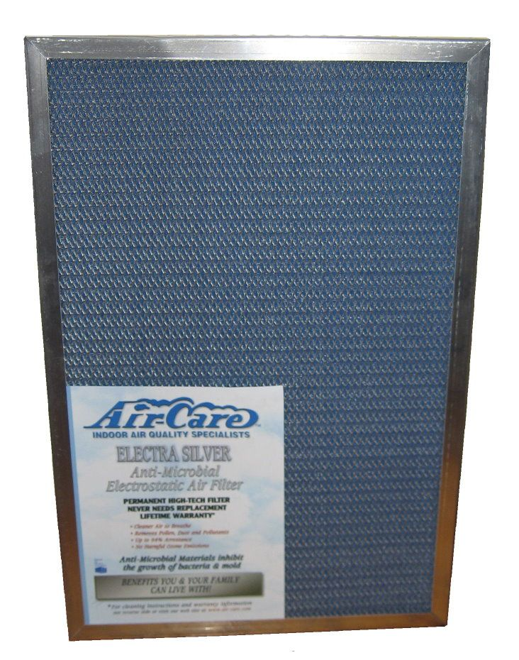 Electrostatic Air Filter Electrostatic Filter Washable