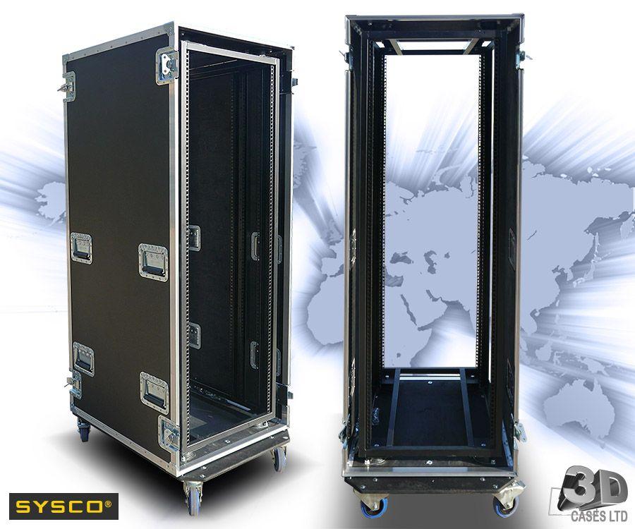 33 Unit Shock Mounted 19 Server Rack Server Rack Locker Storage Website Hosting