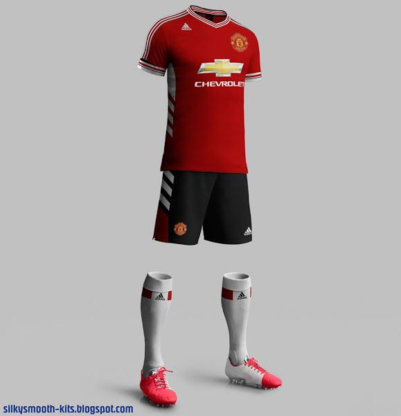 MANCHESTER UNITED 2015/16