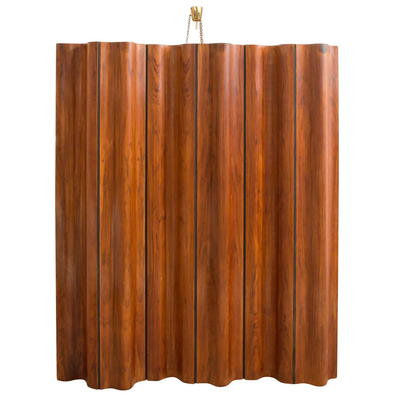 Herman Miller, Charles and Ray Eames - Room Divider   From a unique collection of antique and modern screens at http://www.1stdibs.com/furniture/more-furniture-collectibles/screens/