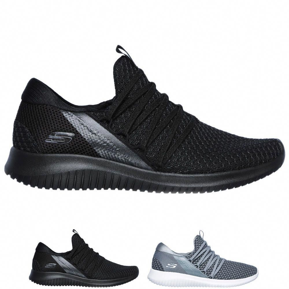 3a45e74d9bc6 Womens Skechers Ultra Flex Bright Future Lightweight Walking Gym Trainers  UK 3-8  fashion  clothing  shoes  accessories  womensshoes  athleticshoes   ad ...