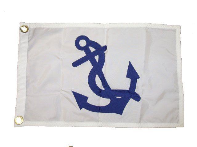 Fleet Captain Anchor Flag For Guests To Sign Flag Captain Fleet