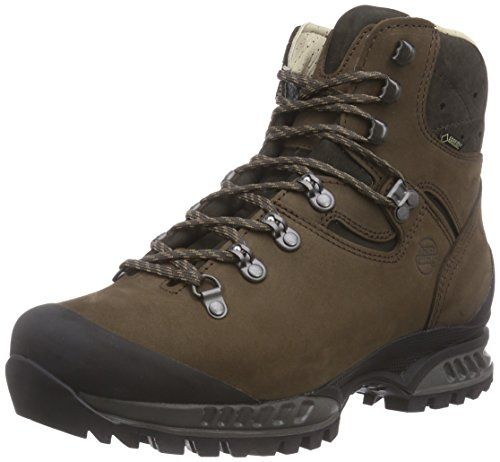 Alta Bunion GTX, Chaussures de Randonnée Hautes Homme, Marron (Erde Brown), 40.5 EUHanwag