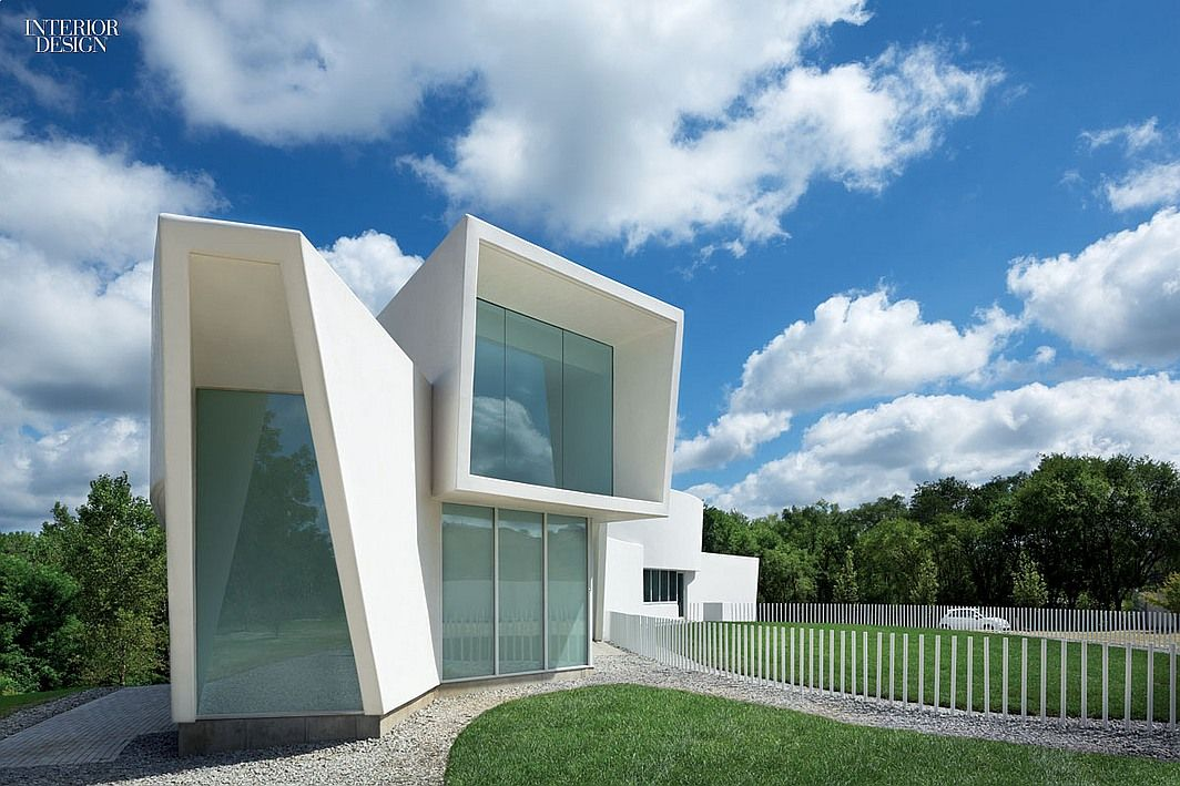 Dangerous Curves: Randy Brown Gets Wild With A House Near ...
