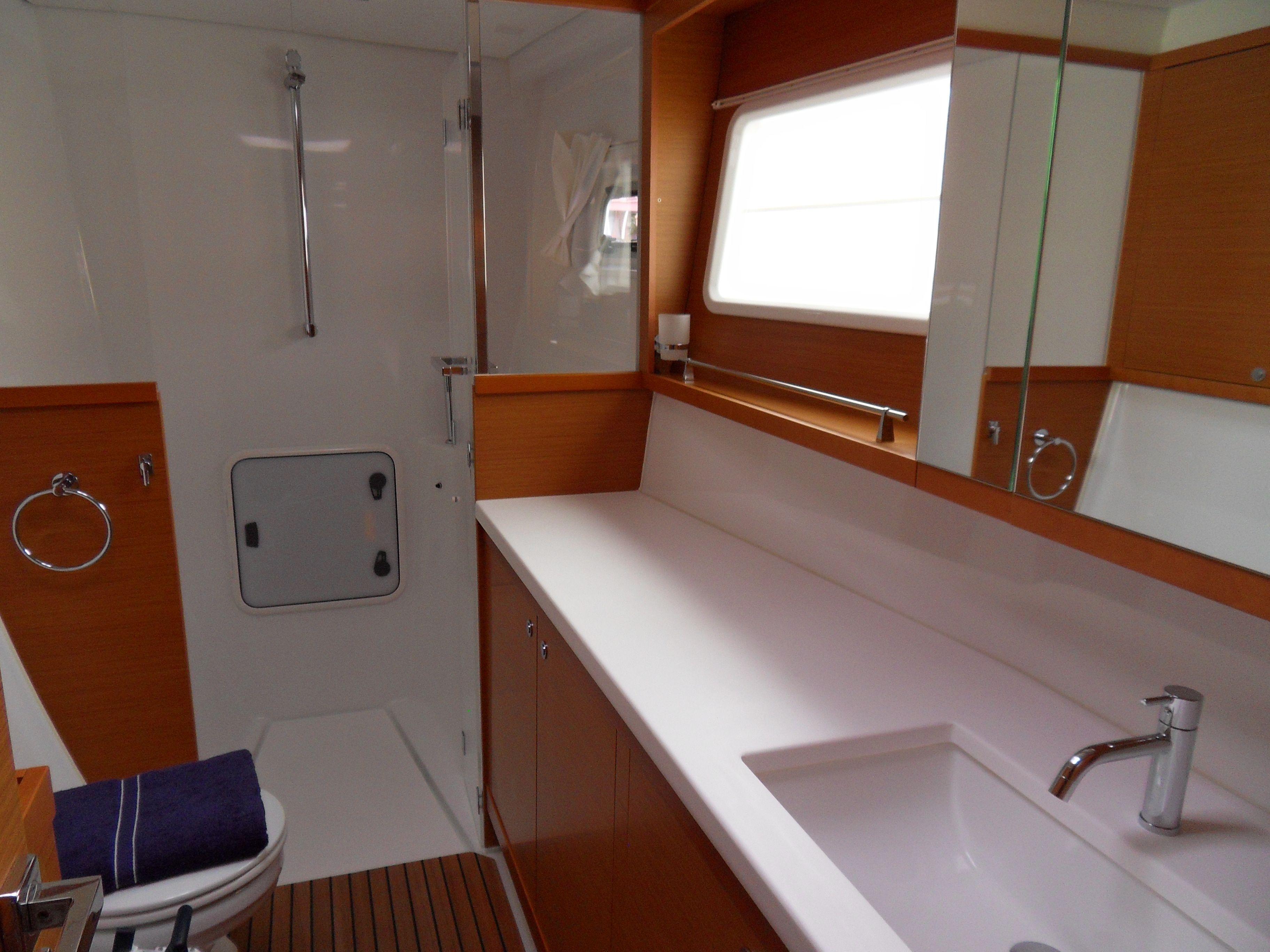 Sailing Boat Bath Mat