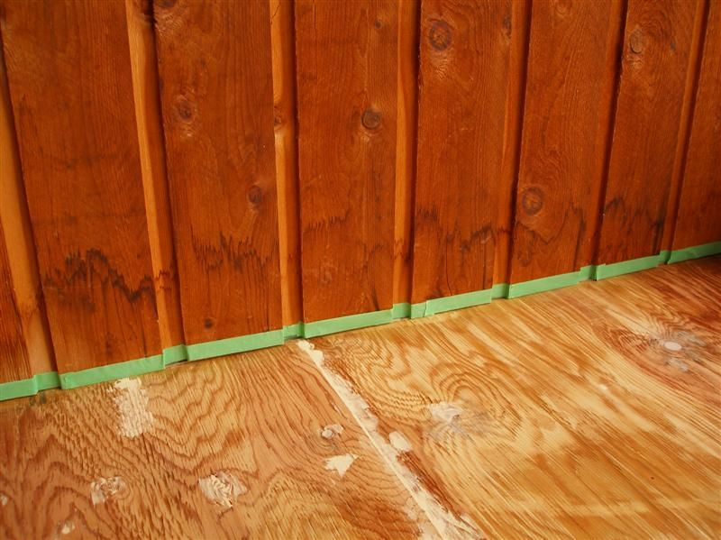 How To Paint A Plywood Subfloor Plywood Plywood Subfloor And