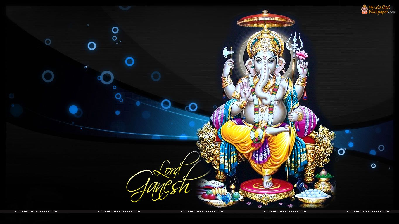 Hd wallpaper ganpati - Lord Ganesha Hd Wallpapers Downloads