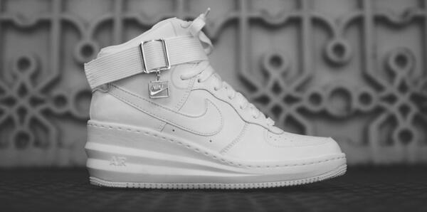Nike Air Force 1 Sneaker Wedge | Sneaker Fanatic | Nike
