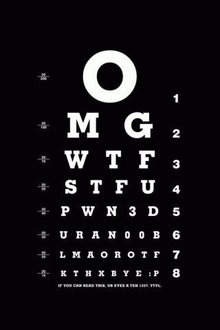 Eye Test Android Wallpaper Hd Android Wallpapers Pinterest