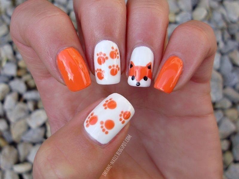 The cutest animal nail art 2014 animal nail art nail art 2014 the cutest animal nail art 2014 prinsesfo Choice Image