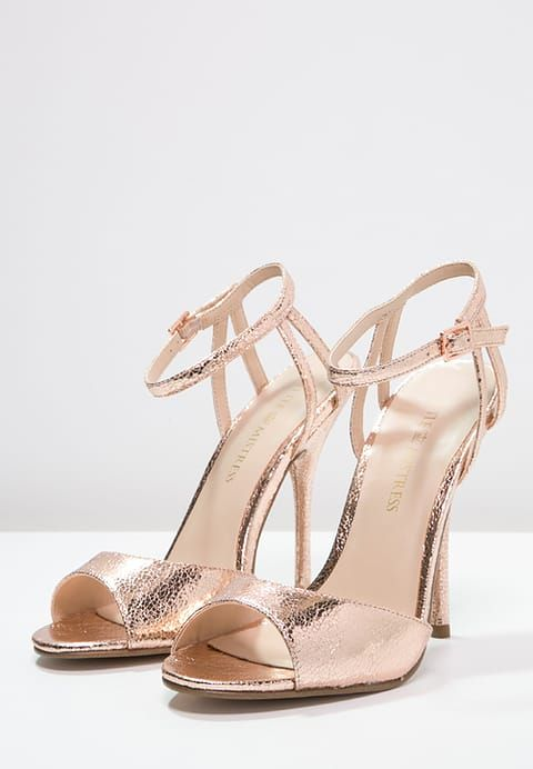 Chaussures Little Mistress TIA Sandales rose gold or rose: 65,00