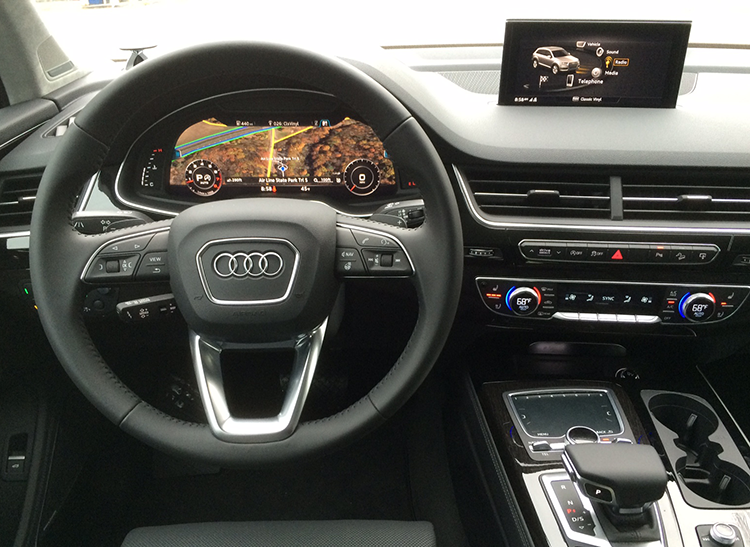 2017AudiQ7interior12016IIpng 750547 Cockpits