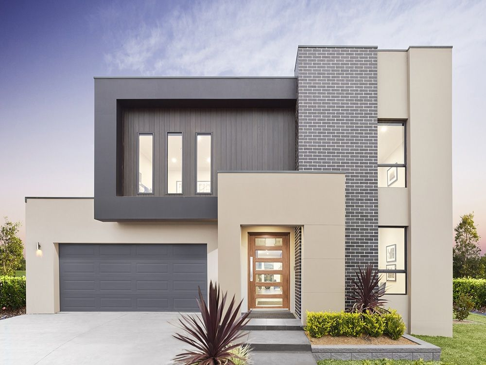 Better Built Homes The Best House Home Builders In Sydney Facade House House Design Best Home Builders