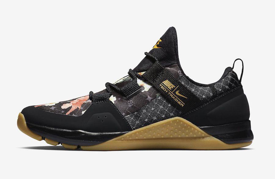 premium selection 19f0f 71394 Nike Tech Trainer Antonio Brown AV6256-071 Release Date