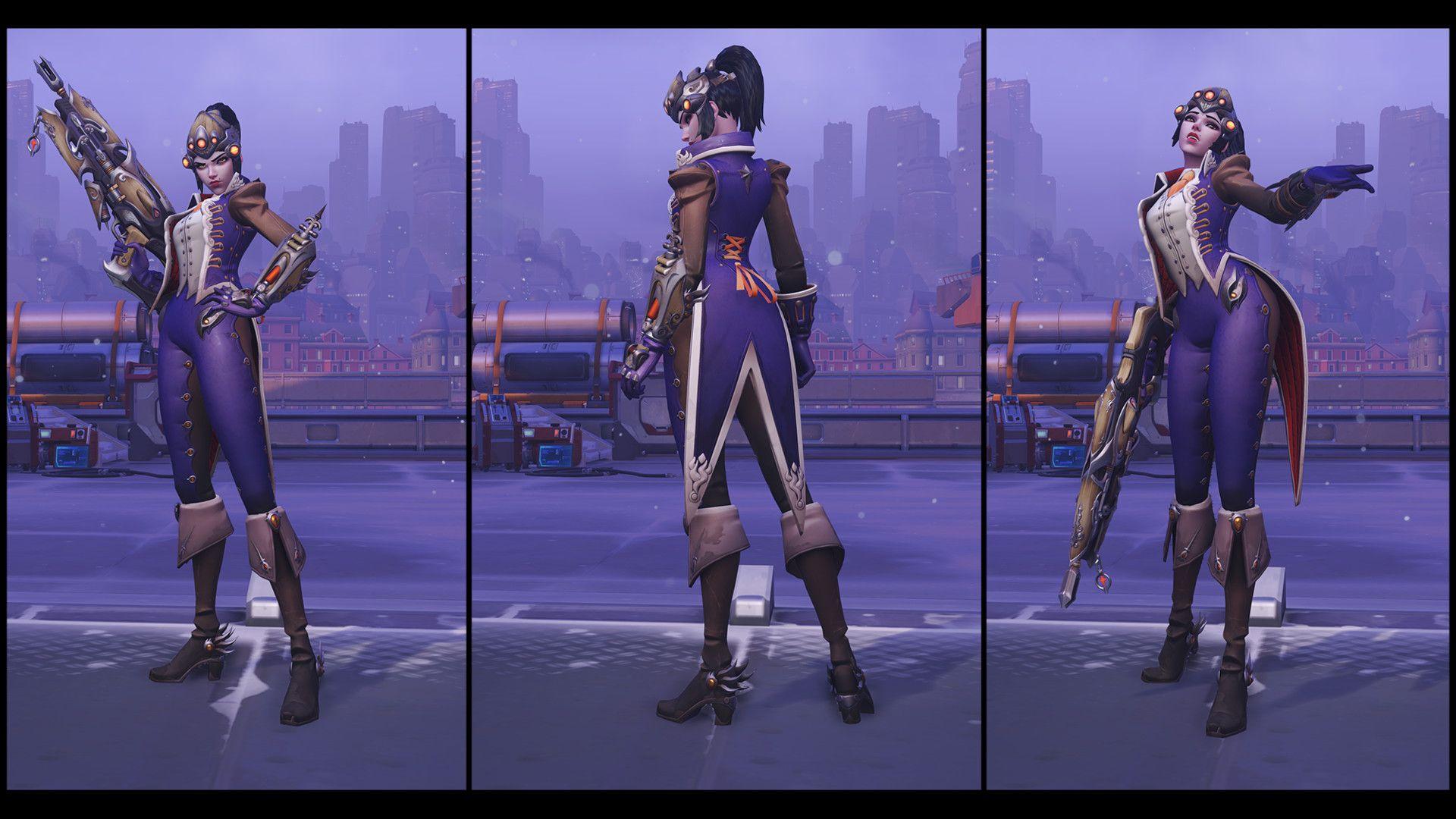 overwatch widowmaker skins