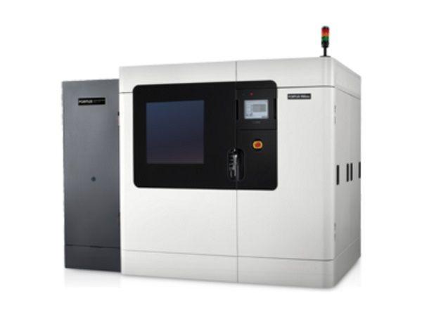 Largest FDM 3D printer: Stratasys Fortus 900mc