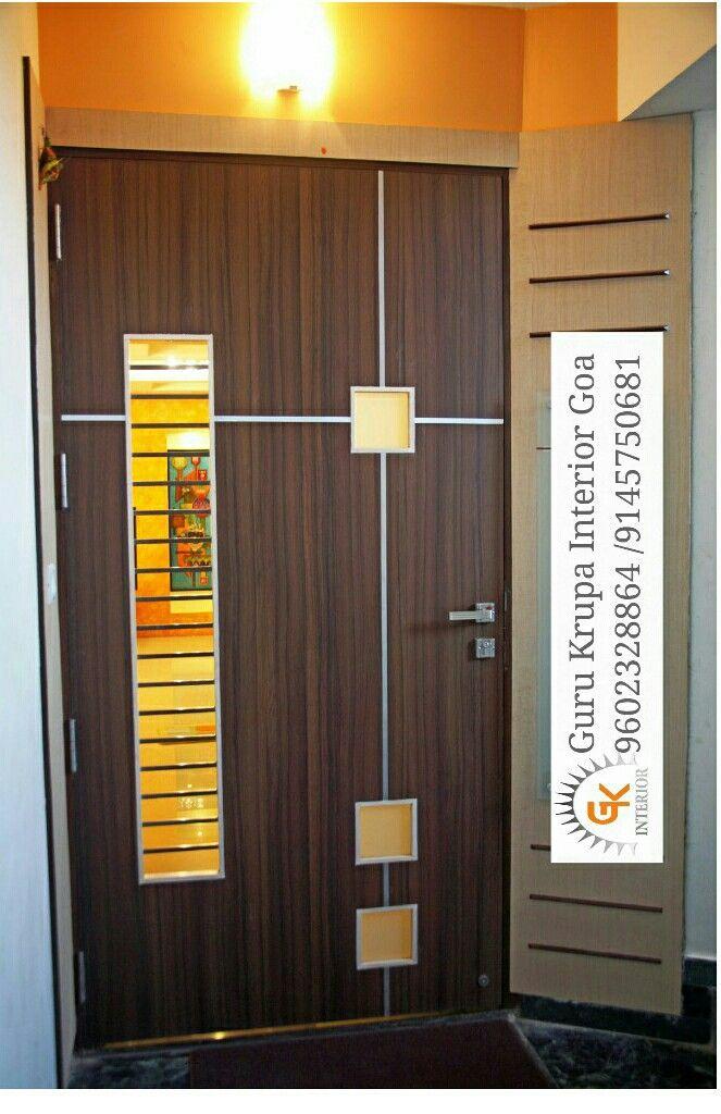 Guru Krupa Interior Goa Arif Z A Doors Door Design Entrance Doors