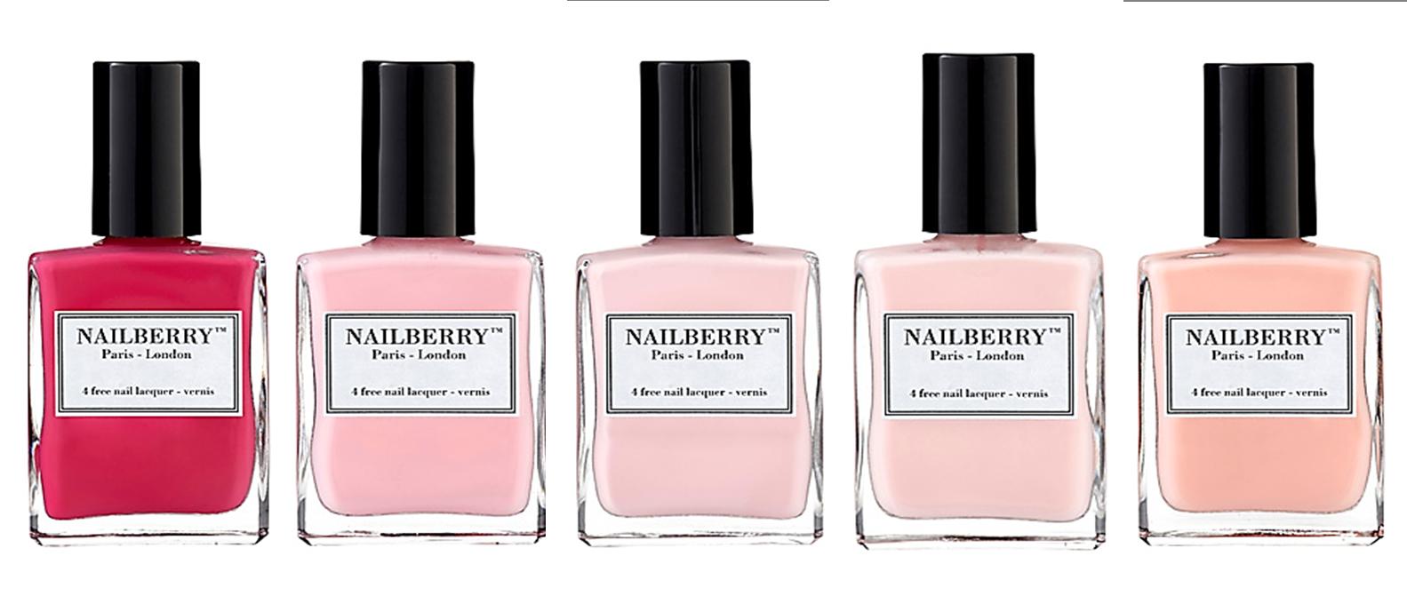 Nailberry nail polish collection | hair and makeup | Pinterest ...